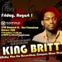 5five presents King Britt