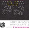 4/30: The Breaks @ Mercury Lounge SF