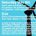 5/8: Breezy @ Mink Bar & Lounge