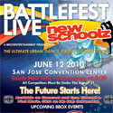 6/12: Battlefest New Schoolz