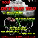 7/24: OFF THE TOP Emcee Battle