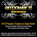Empower III Showcase