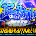 Freestyle Session 13 Year Anniversary