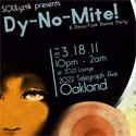 Dy-No-Mite: Disco & Funk Party