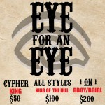 5/28/11: Eye for an Eye II