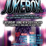 6/4/11: Jukebox: Day Party