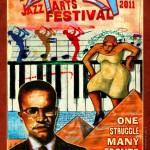 Malcom X Jazz Arts Festival 2011