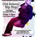 10/25: Old School Hip-Hop Workshop, Kasanayan Movement