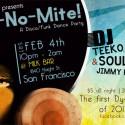2/4: Dy-No-Mite, disco & funk party