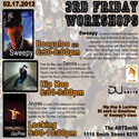 2/17/12: Hawaii Workshops