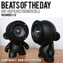 BEATS OF THE DAY: HIP-HOP & INSTRUMENTALS