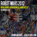 ROBOT WARS: 2012 (POPPING TRACKS)