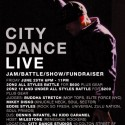 6/29: City Dance Live Battle/Fundraiser