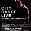 6/29: City Dance Live Battle/Fundraiser