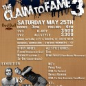 Claim to Fame 3v3 Bboy & 2v2 All-Styles Battle