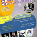 3/29: The 3Styles Battle, Vancouver BC