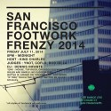 FOOTWORK FRENZY | San Francisco
