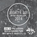 3rd Annual Mighty 4 Day