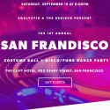9/19: San Frandisco: Costume Ball & Disco/Funk Party | 1v1 Waacking Battle