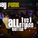 7/10/16: Sunday Funk Open-Styles Battle @ The Get Down