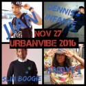 UrbanVibe 2016 Workshops