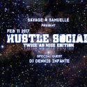 Hustle Social III: Twice As Nice Pre-Party