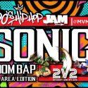 6/9: SONIC BOOM BAP: 90's Themed Hip-Hop Jam & 2v2 Open Styles (Bay Area Edition)