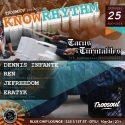 8/25: KnowRhythm, @ Blue Chip Lounge, DTSJ