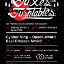 12/31: NYE PARTY – TUXES & TURNTABLES