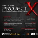Project X: Tricking Locking Waacking Battle and Show