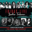 4/5: Friday Live Ladies Takeover, w/ Chef Mark Torres