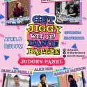 4/6: Str8jacket Presents: Get Jiggy Wit It! A 1V1 Dance Battle
