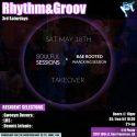 5/18: Rhythm&GrooV: Soulful Sessions x BAE Rooted Waacking Sessions Takeover