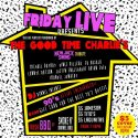 7/5: FridayLive – 90's House Party Edition @ Chaplin's