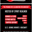 12/31: Tuxes & Turntables – NYE Party for Dancers Hosted by Prince Ali