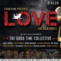 2/14: FridayLive Valentine's Edition: LOVE – The R&B Party