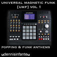 Universal Magnetic Funk (UMF) Popping & Funk Anthems Vol. 1